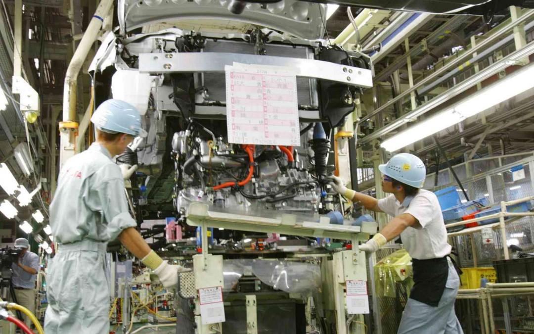 Filosofia de Producción de Toyota, Lean Manufacturing