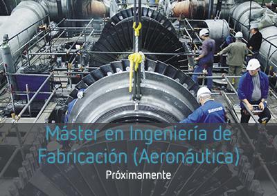 Ingeniería de fabricación (Aeronáutica)