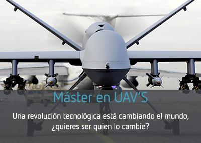 MASTER UAV´S (DRONES)