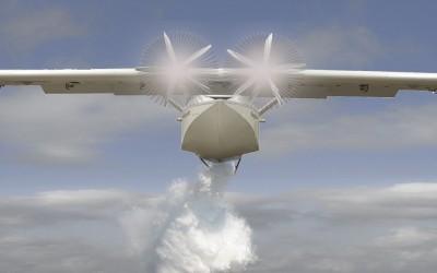 SA-03, El dron para uso civil más grande hasta ahora fabricado en España.