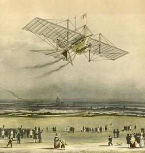 Primeras prueba de vuelo de los hermanos Wright