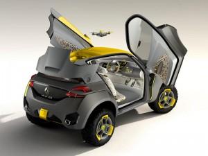 Nuevo Renault KWID con drone incorporado