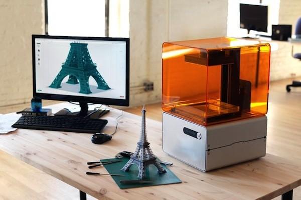 La impresora 3D revoluciona los sectores