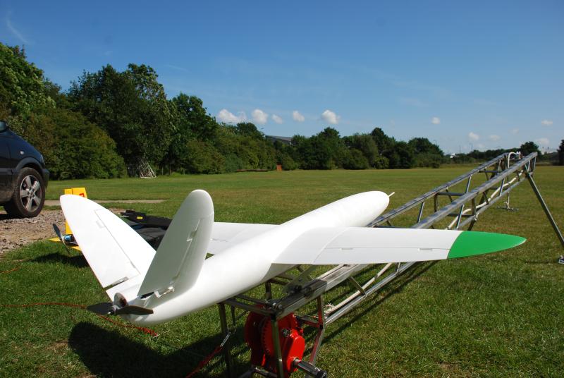 La impresora 3D y el diseño aeronáutico construyen SULSA