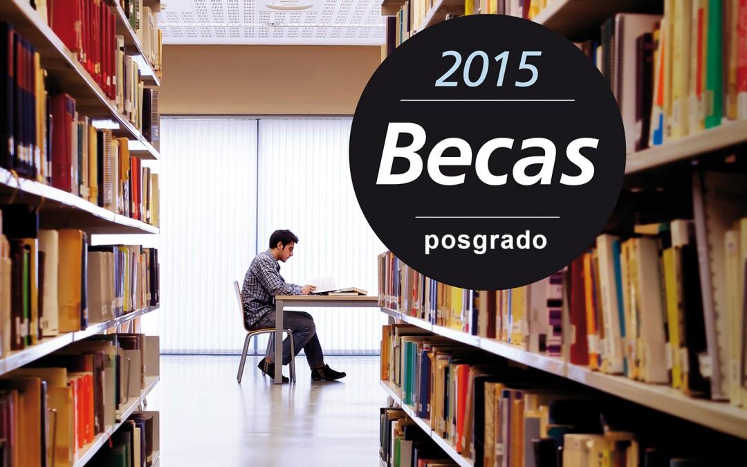 Becas 2015 de la Fundación Iberdrola para estudiantes de Posgrado Iberoamericanos