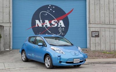 NASA y Nissan diseñan Coches Autónomos para el año 2020