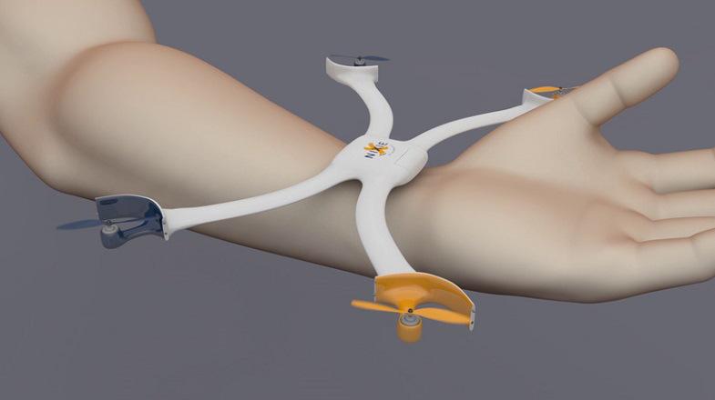 nixie dron