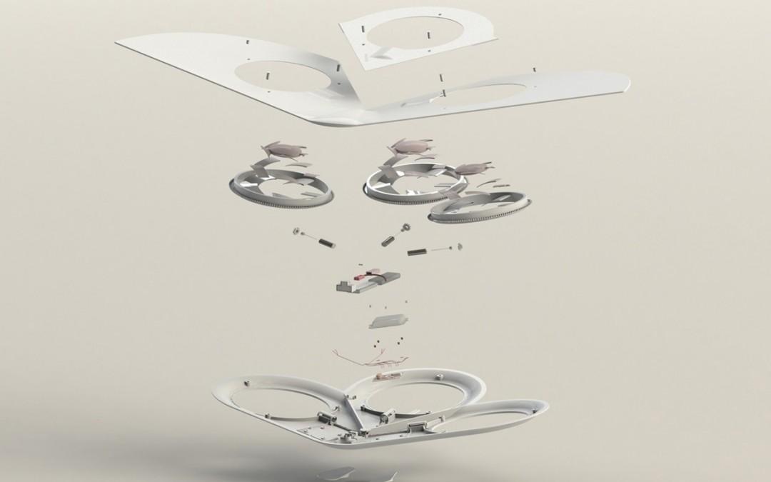Drones Biodegradables para enviarlos a Marte