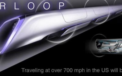 Hyperloops, el Tren Supersónico que recorre el Mundo en Horas es casi Realidad