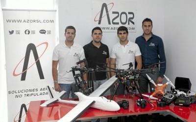 Jóvenes Españoles crean una extiosa Empresa de Drones