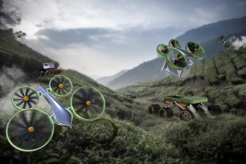 drones salvamento