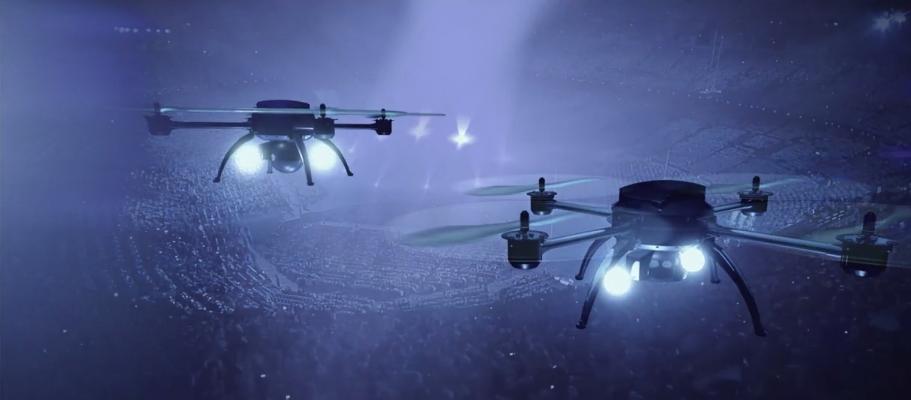 AIR 2015, el Primer gran Circo de Drones del Mundo
