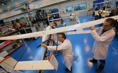 Andalucía despega en el Sector Aeronáutico gracias a su I+D en Drones