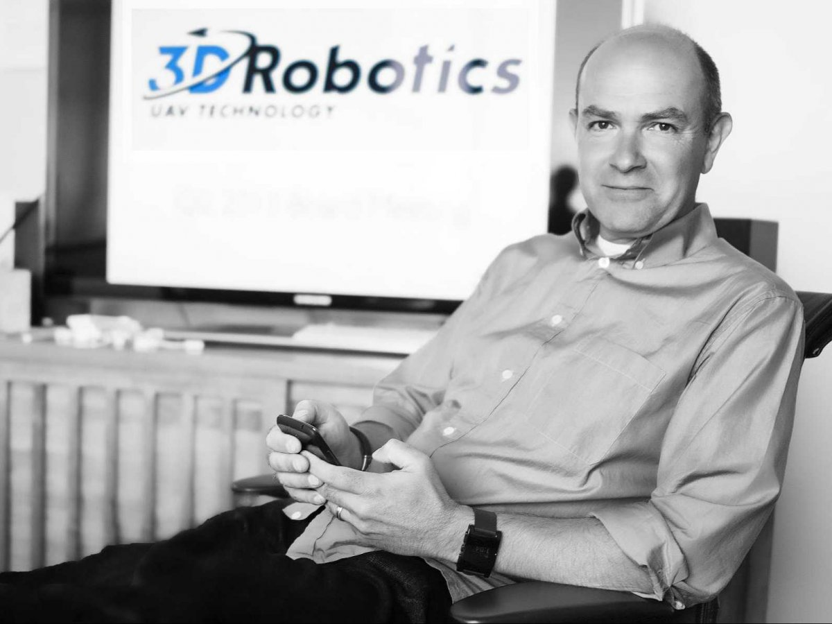 Chris Anderson 3D Robotics
