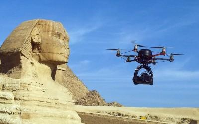 Los Drones planean sobre el Turismo