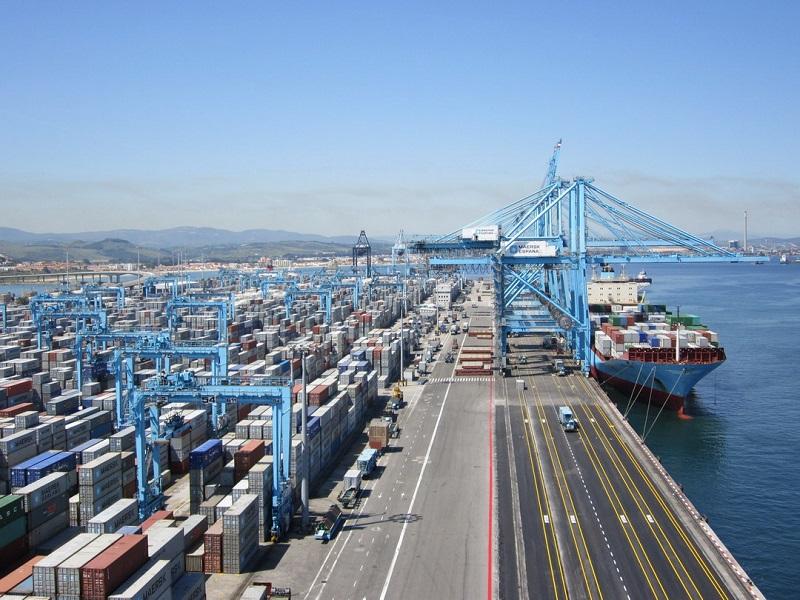 aduanas puerto bahía de algeciras