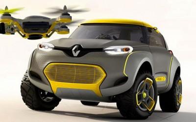 Renault KWID: el Primer Coche con Drone Integrado