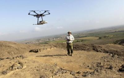 Los Drones Ayudan a la Arqueología a Descubrir Antiguas Civilizaciones