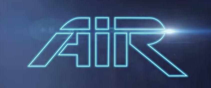 logo AIR drone circus