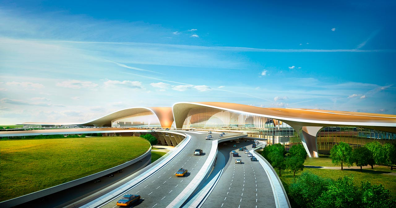ZHA Beijing New Airport