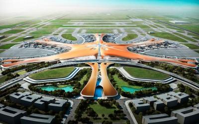 El Aeropuerto más Colosal y Moderno del Mundo será Chino