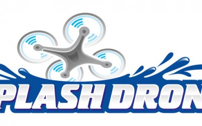 Splash Drone, el Drone que Emerge y Flota en el Agua
