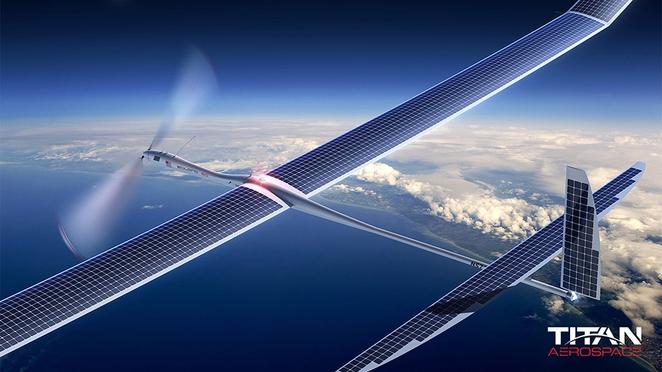 Facebook ofrecerá Internet Gratis a través de Súper Drones