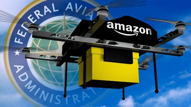 La FAA comunica una Nueva Normativa para los Drones y Amazon la Desacredita