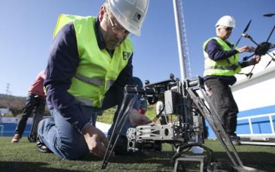 Endesa comienza a Utilizar Drones para Inspeccionar las Instalaciones Eléctricas