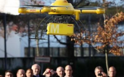 Suiza empleará Drones para Distribuir el Correo Postal