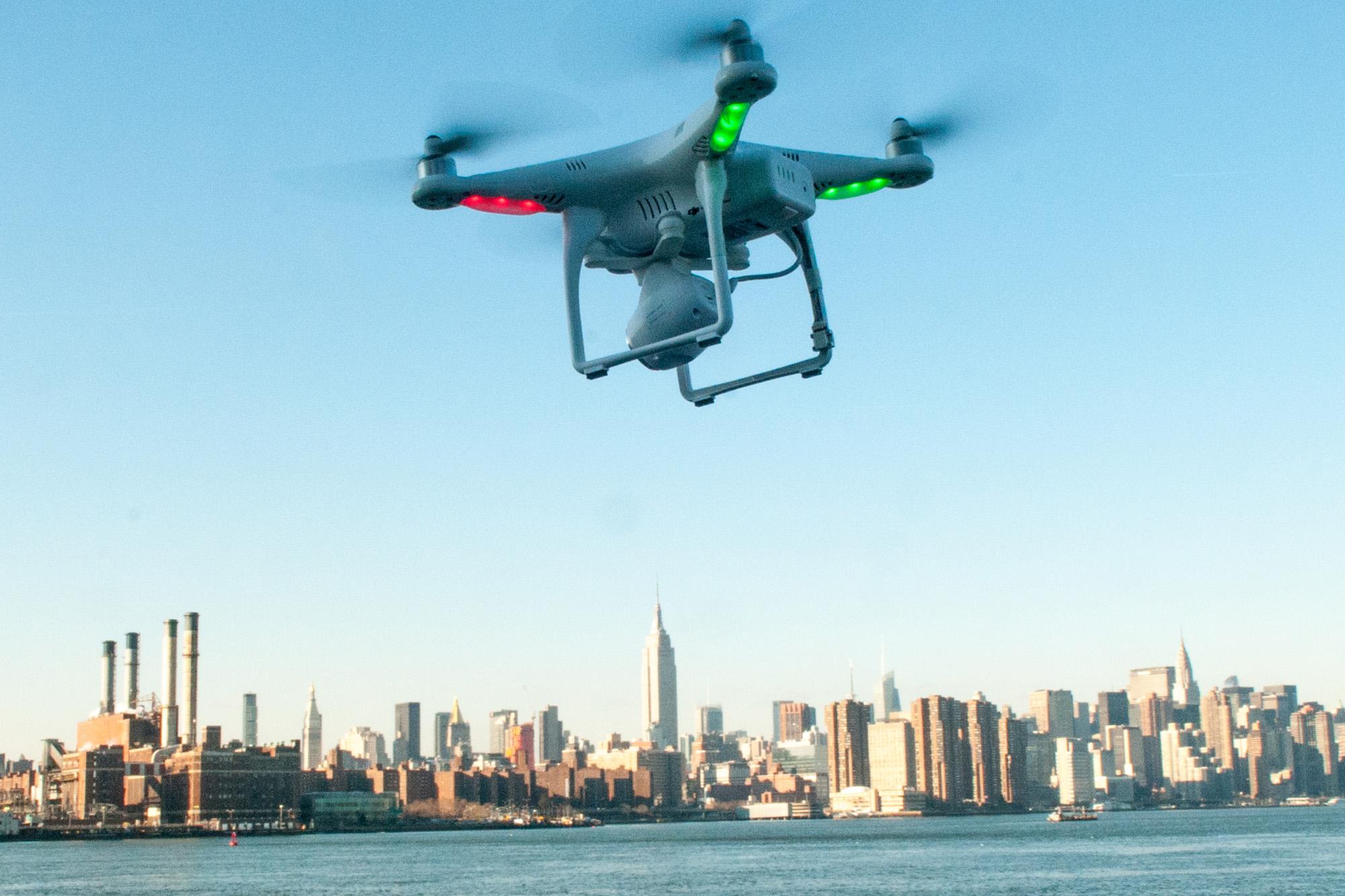 drone población