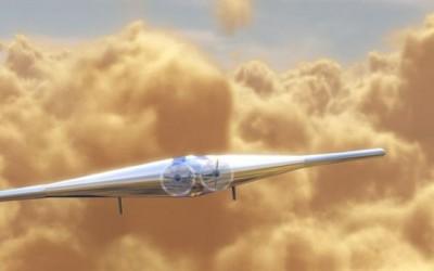 EE.UU. diseña un Drone para Estudiar el planeta Venus