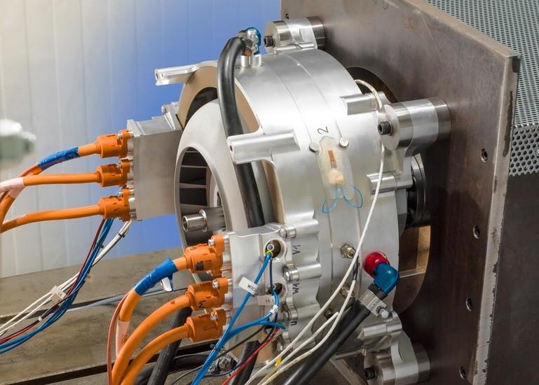 siemens electric plane motor 2