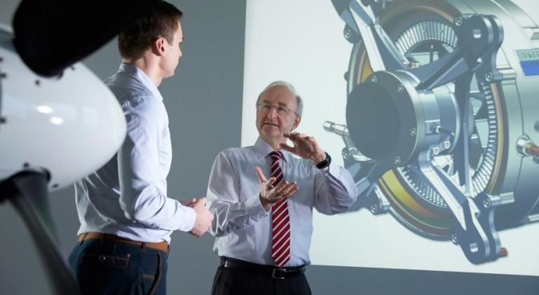 Siemens diseña un Motor Eléctrico para Aviones que quintuplica la Potencia de los existentes