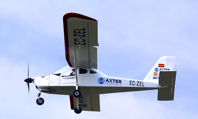 Ingenieros Españoles Conciben un Innovador Sistema de Seguridad para la Aviación Ligera